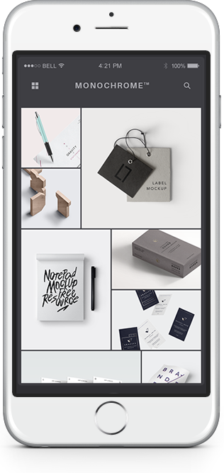 Here comes the Best & Easy App Template